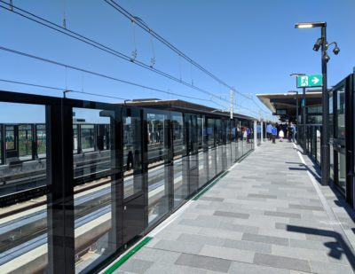 Sydney Metro North West Enters Commercial Service