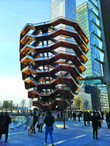 Public Structure Landmark