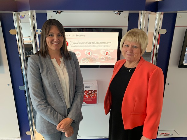 Two Unipart Rail Leaders Named Everywoman Awards Finalists