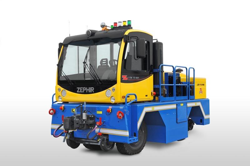 LINE LOK Clean Diesel Shunting Locomotives