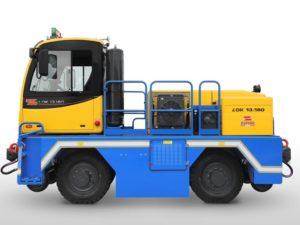 Clean Diesel Shunting Locomotives