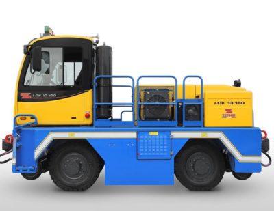 Zephir LINE LOK Diesel Shunting Locomotive