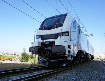 Stadler to Deliver Ten Further Locomotives to ELP