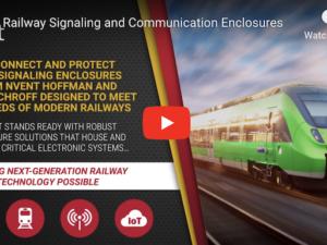Railway Signaling and Communication Enclosures