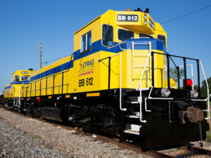 Locomotives Made in the USA