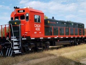 Locomotive Manufacturer