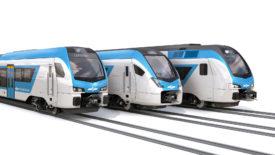 Stadler FLIRT trains for Slovenia