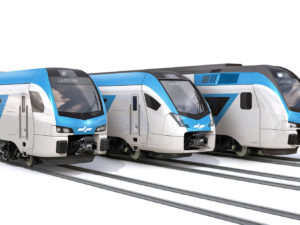 Stadler FLIRT trains for Slovenia