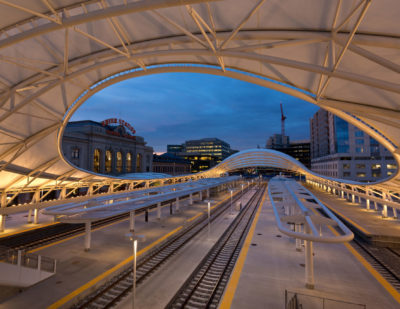 Denver Commuter Line Celebrates 20 Million Passengers
