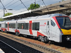 Stadler FLIRT BMU for Greater Anglia