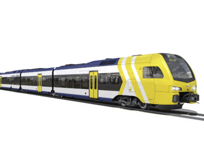 Stadler to Deliver 8 FLIRT Trains to Texas