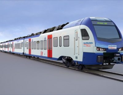 16 New Stadler FLIRT Trains for NordWestBahn