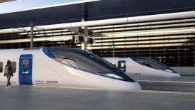 Bombardier-Hitachi HS2 train design
