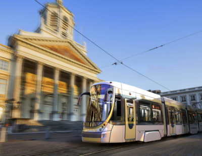 Brussels: STIB Buys Additional 30 FLEXITY Trams