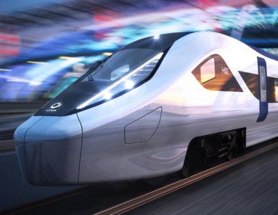 UK: Alstom Reveals Its Design for HS2 Trains