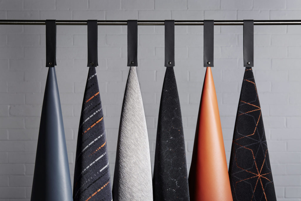 Rail Fabrics