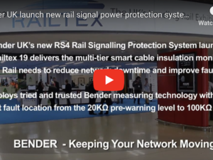 rail signal power protection system