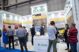 Bender UK Railtex 2019