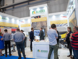 Bender UK Railtex 2019