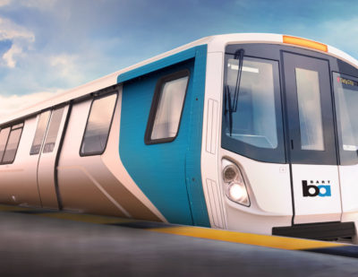 Bombardier to Open Rail Car Assembly Site in California