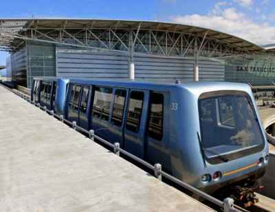 Bombardier to Operate and Maintain San Francisco APM