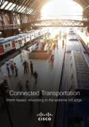Connected Transportation – IoT solutions for transportation