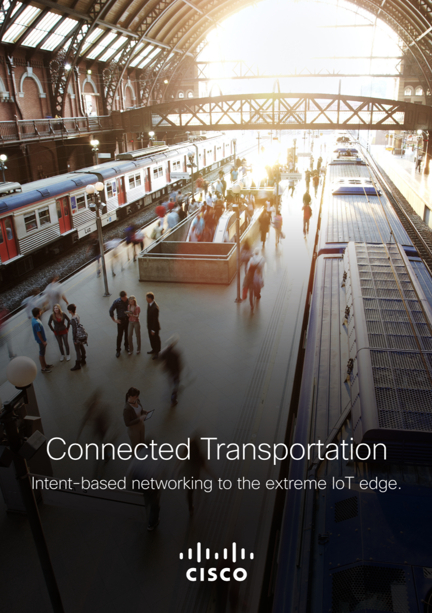 Cisco Connected Transportation Advert