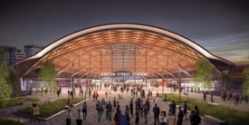 HS2 Curzon Street Station visual