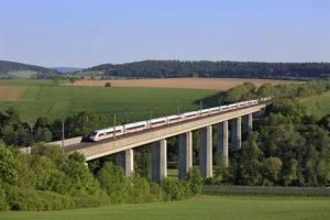 ICE 4 train in Germany © Deutsche Bahn AG