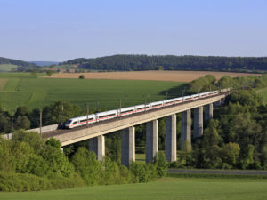 ICE 4 train in Germany © Deutsche Bahn AG
