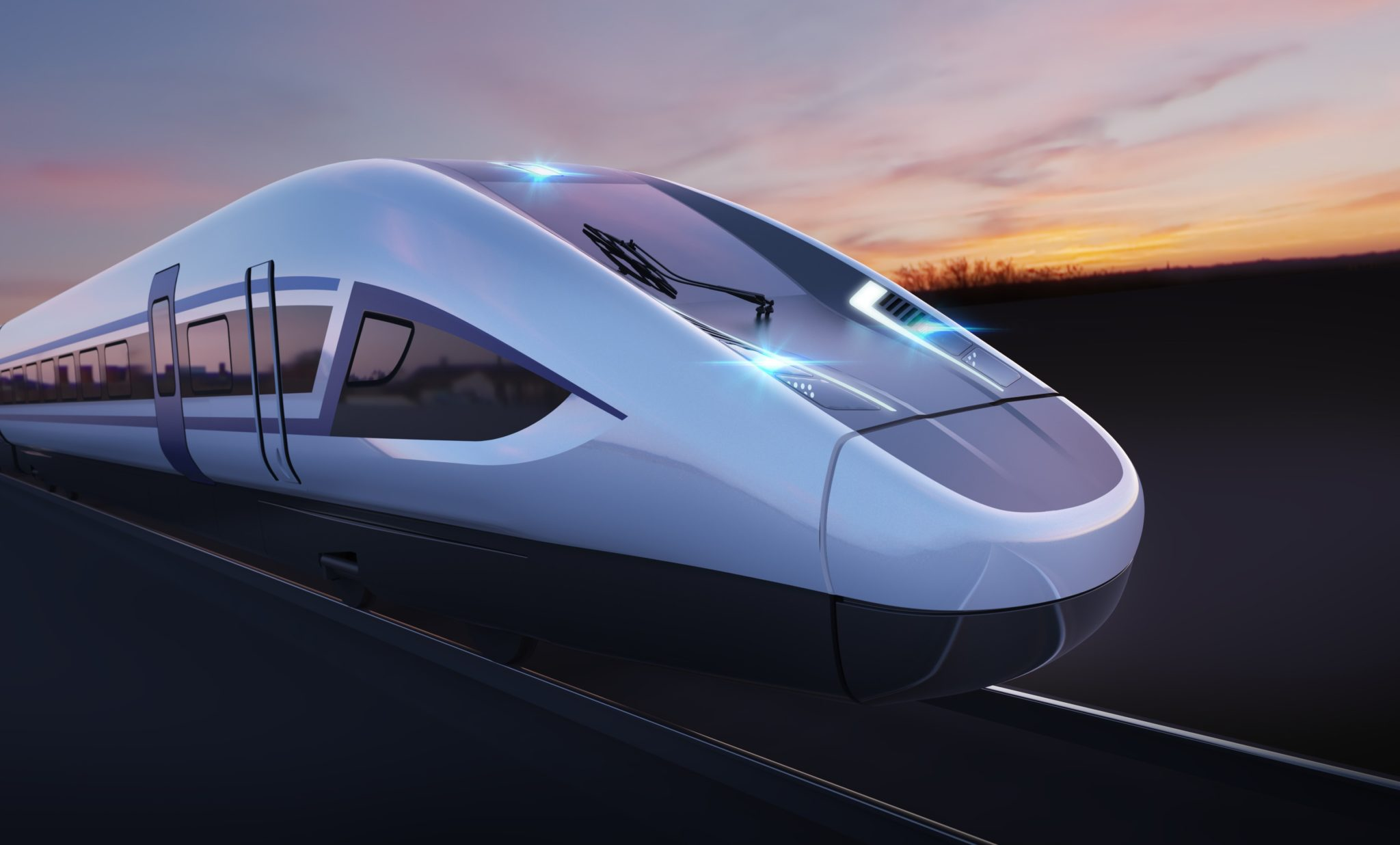 HS2 train design as submitted by Siemens Mobility Ltd