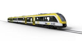 Alstom Coradia Lint 54 for Baden-Württemberg