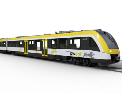 Alstom to Supply 18 Coradia Lint DMUs to Baden-Württemberg