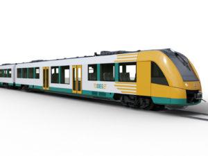 Alstom Coradia Lint for ODEG
