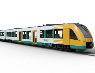 Alstom to Supply 8 Coradia Lint Diesel Trains to ODEG