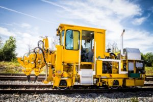 Tamping Machines for the UK