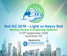 Rail NZ 2019 - Light Vs Heavy Rail