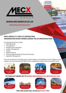 SMA Specialist Marketing Agency MECX Rail PDF Example