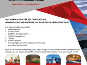 Marketing Services for the Rail Industry