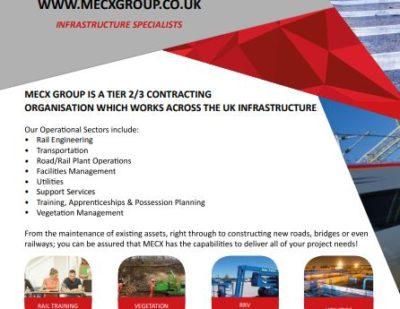 SMA Specialist Marketing Agency MECX Rail PDF Example