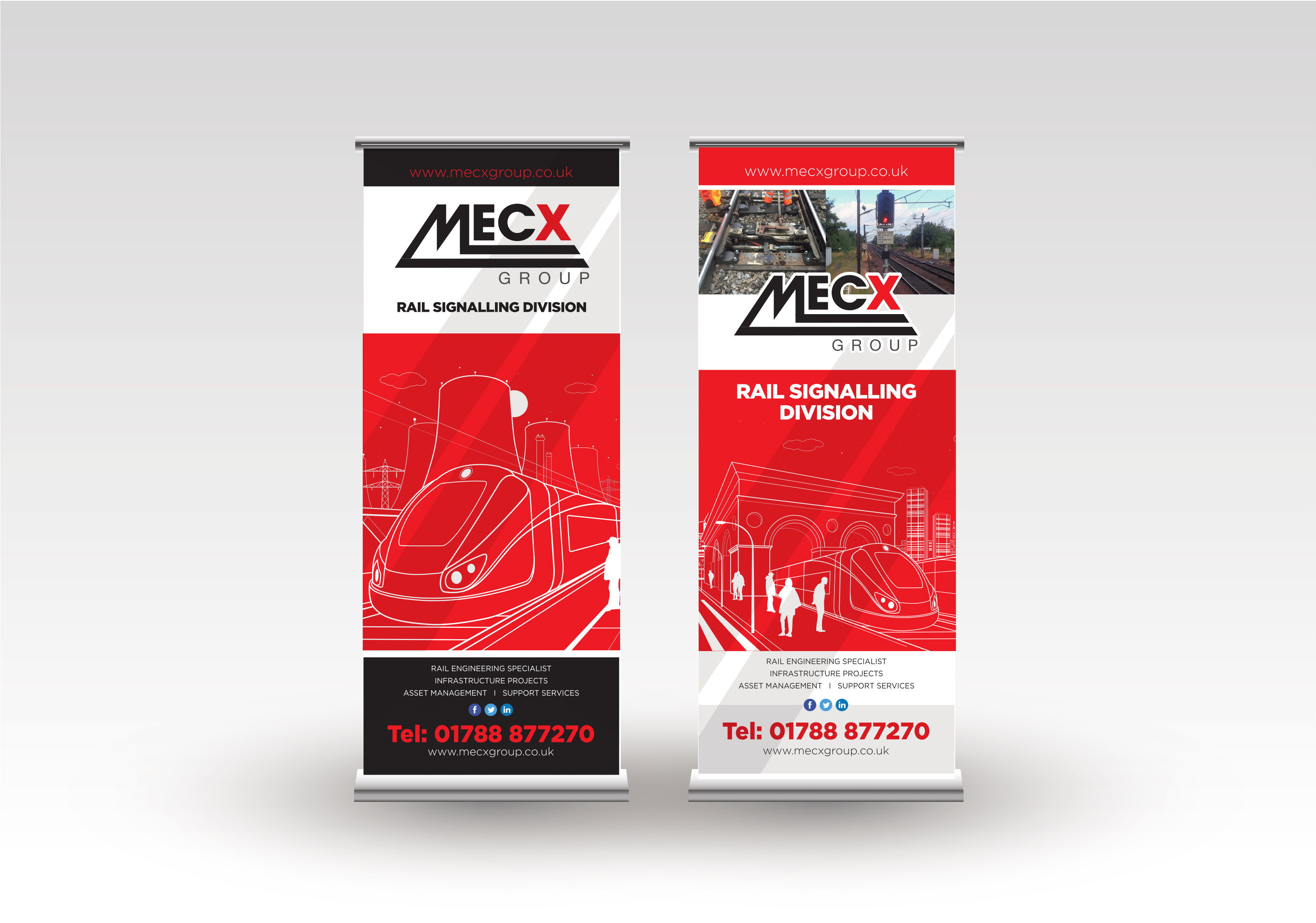 Example Banners – MECX Signalling