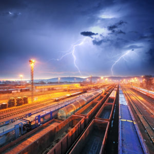 nVent ERICO – Railway Electrical Protection