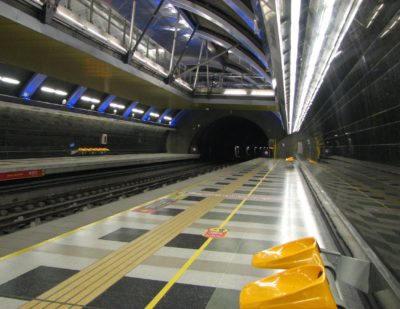 Systra Wins Important Line 7 Contract for Santiago Metro