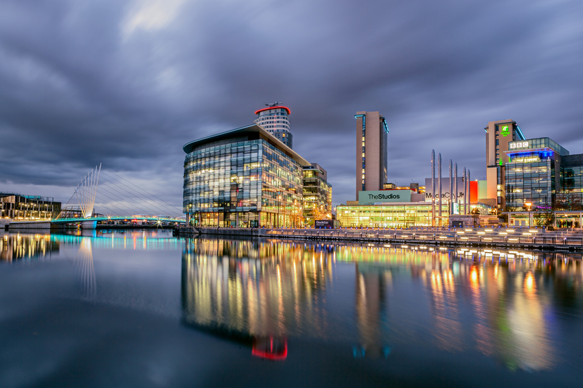 Specialist Marketing Agency, Media City UK, Salford