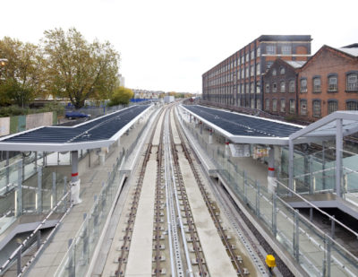 London: CAF to Supply 43 Metro Trains for DLR