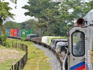 Bringing a Freight Line Back to Life in Colombia