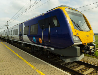 New CAF Trains for Northern to Enter Service on 1 July