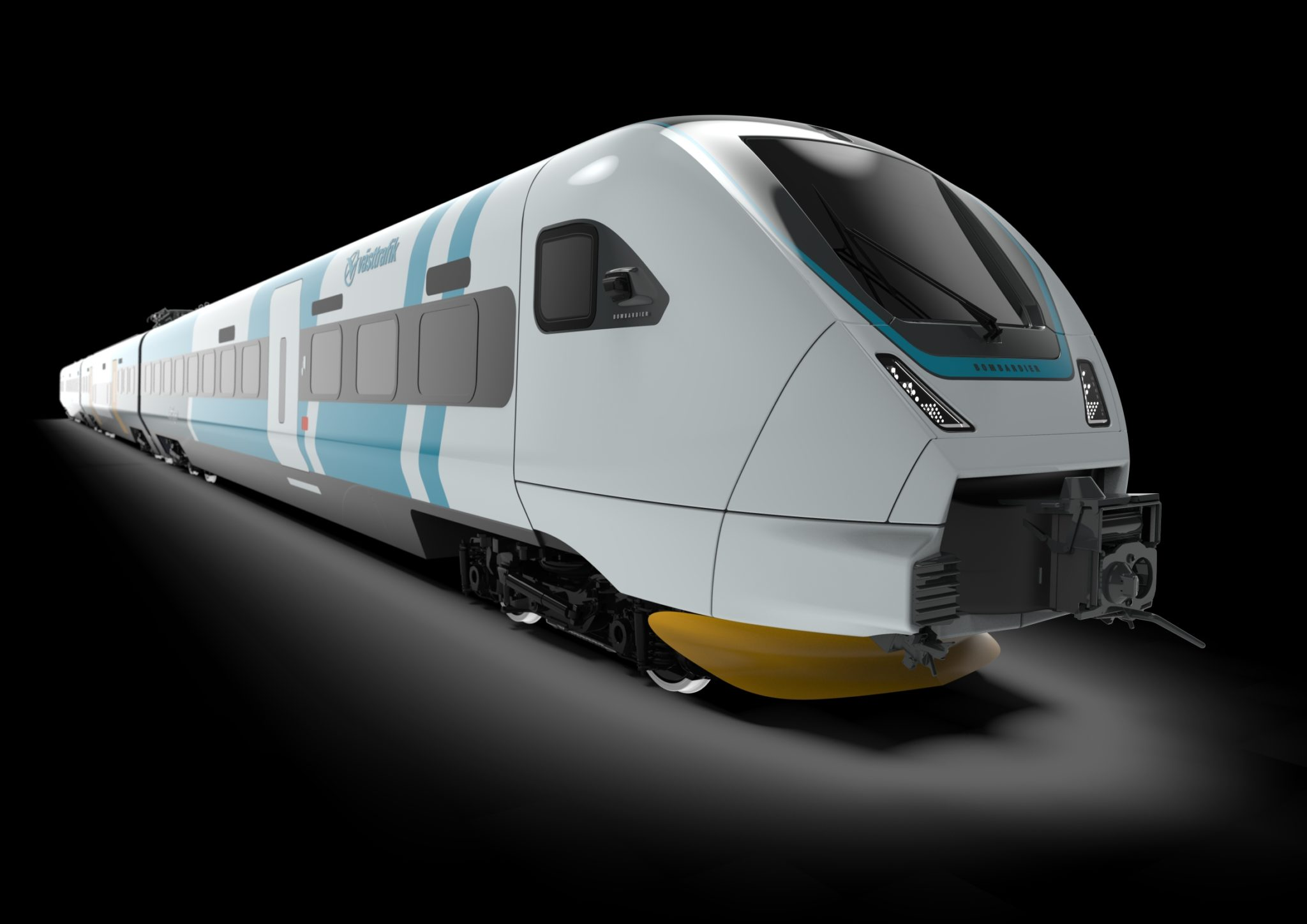 Bombardier ZEFIRO Express intercity train wins German design award