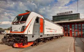 Bombardier TRAXX MS3 locomotive