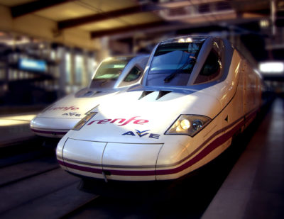 ERTMS Level 2 Becomes Operational on High-Speed Line in Spain